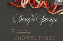 Chopped Tables As Seen On Design Sponge
